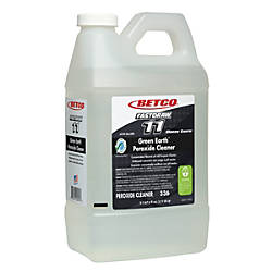 Betco Fastdraw Green Earth Peroxide Cleaner