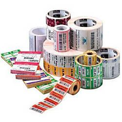 Zebra Label Paper E62830 2 x