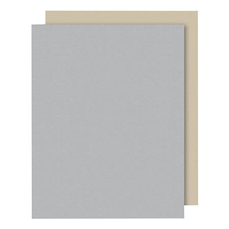 "Royal Brites 2 Cool Foam Board, 20"" x 30"", Sand/Gray"