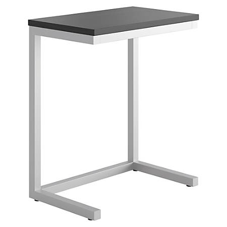 basyx® by HON® Occasional Cantilever Table, Black