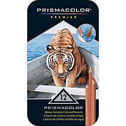 Prismacolor Premier Watercolor Pencils Pack Of