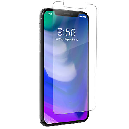 ZAGG® invisibleSHIELD® Glass+ For Apple® iPhone® X, Clear