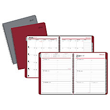 Office Depot Brand Poly WeeklyMonthly Planner