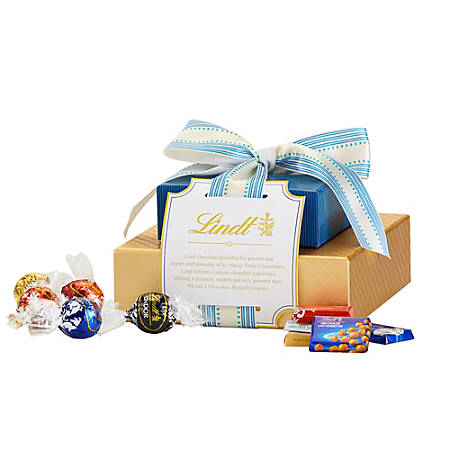 Lindt Innovations Chocolate Gift Tower, 16.5 Oz
