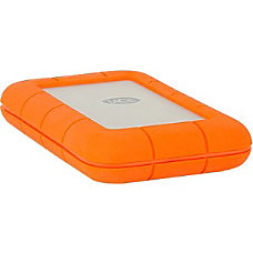 LaCie RUGGED Thunderbolt STEV1000400 1 TB