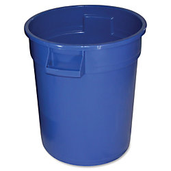 Gator 20-gallon Container - 20 gal Capacity - Blue