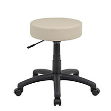 Boss Office Products Dot Stool BeigeBlack