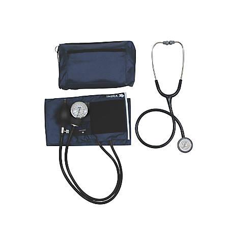 MABIS MatchMates® Home Blood Pressure Kit, Navy