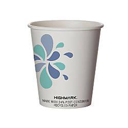Highmark Breakroom Hot Cups 10 Oz