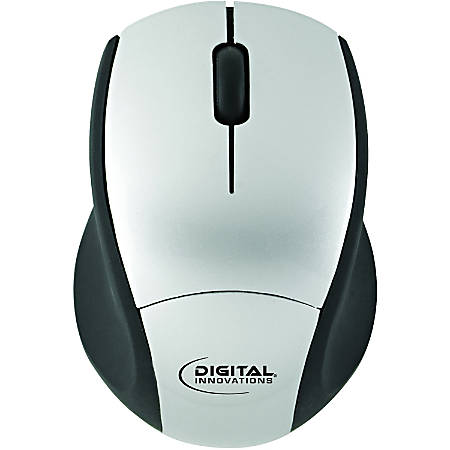 Micro Innovations Easyglide Wireless Travel Mouse