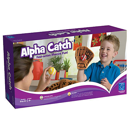Learning Resources® Alpha Catch™ Phonics Game