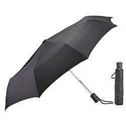 Lewis N Clark Polyester Umbrella Black