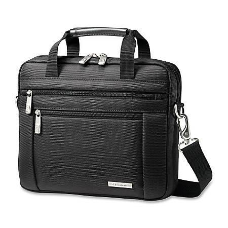 "Samsonite Classic Carrying Case for 10.1"" Netbook - Black"