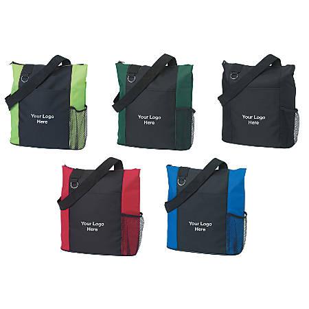 "Fun Tote Bag, 14""H x 14""W x 5""D, Assorted Colors"