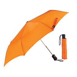 Lewis N Clark Polyester Umbrella Orange