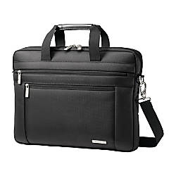 Samsonite Classic Laptop Computer Slim Briefcase