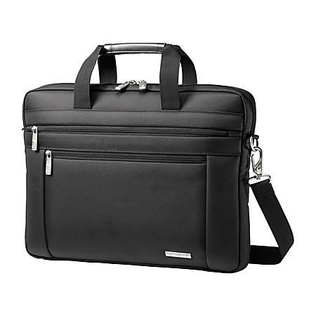 Laptop Computer Slim Briefcase