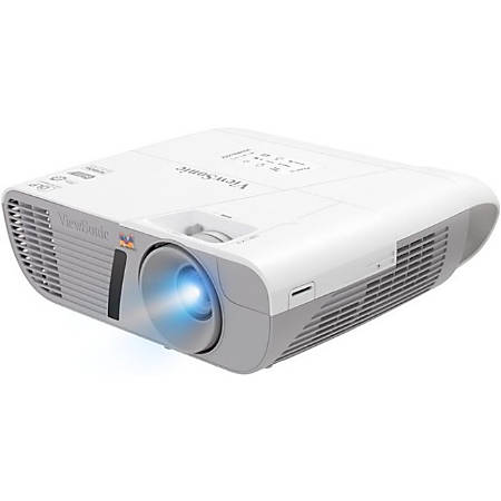 Viewsonic® LightStream PJD7828HDL Multimedia Projector