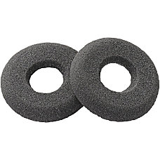 Plantronics Doughnut Ear Cushion Black Foam
