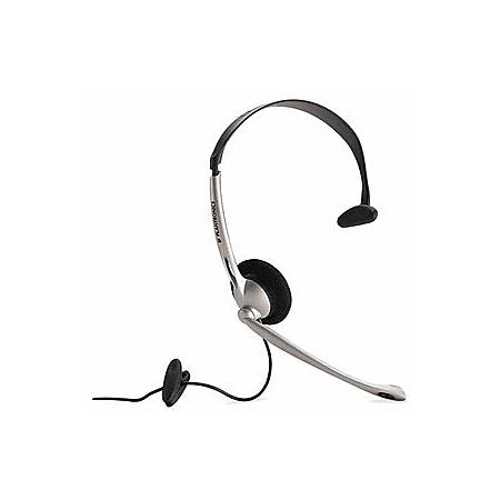 Plantronics S11 Replacement Headset - Wired Connectivity - Mono - Over-the-head