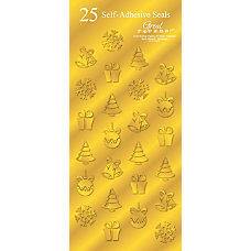 Great Papers Holiday Foil Seals 1