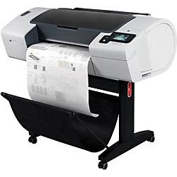 HP Designjet T790 PostScript Inkjet Large Format Printer 24 Print