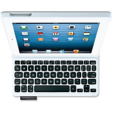 Logitech Keyboard Folio For iPad Carbon