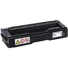 Ricoh 406475 Black Toner Cartridge