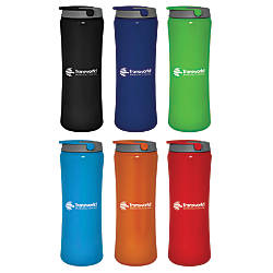 Curve Flip Top Bottle 14 Oz