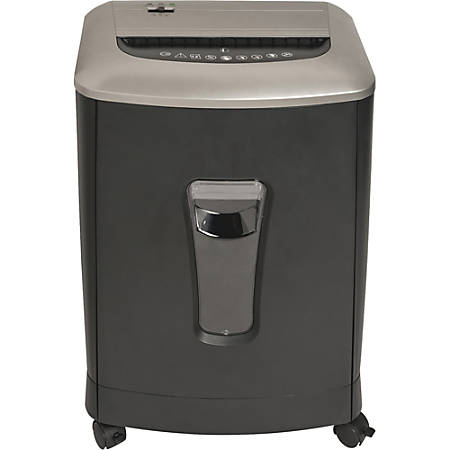 Business Source Light Duty 12 Sheet Cross-Cut Shredder