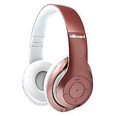 Billboard Bluetooth Over The Ear Headphone