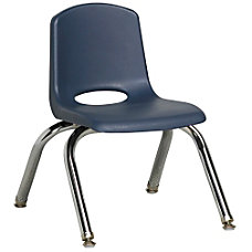 ECR4Kids School Stack Chairs 10 Seat