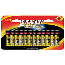 Eveready Gold AA Alkaline Batteries Pack