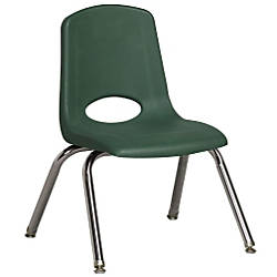 ECR4Kids School Stack Chairs 12 Seat