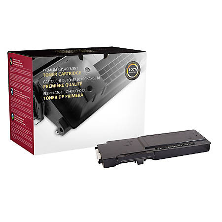Clover Imaging Group High-Yield Remanufactured Toner Cartridge, Black, 200735P (Dell™ 331-8429 / W8D60 / 331-8425 / 86W6H)