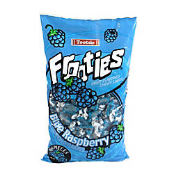 Tootsie Frooties Blue Raspberry 360 Pieces