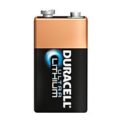 Duracell® Ultra-Lithium DL1604 9-Volt Battery