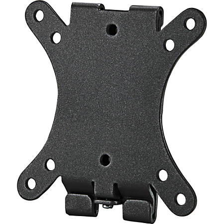 """Ergotron Neo-Flex 97-589 Wall Mount for Flat Panel Display - Black - 13"""" to 32"""" Screen Support - 40 lb Load Capacity"""