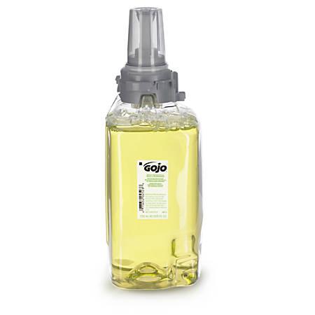 GOJO® Foam Hand And Showerwash ADX Refill, Citrus/Ginger, 42.27 Oz, Pack Of 3 Bottles