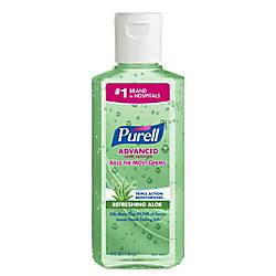 Purell Instant Hand Sanitizer wAloe 4