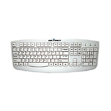 Seal Shield Silver Storm STWK503 Keyboard