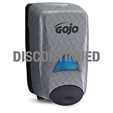 Gojo DPX Dispenser 2000 mL Gray