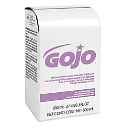Gojo Moisturizing Lotion Hand Cream Refills
