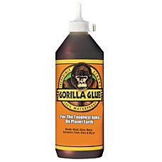 Gorilla Glue 36 Oz Light Tan