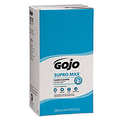 GOJO SUPRO MAX Hand Cleaner Herbal