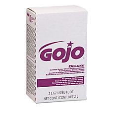 GOJO NXT Lotion Soap Refills Light