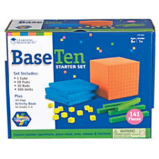 Learning Resources Brights Base 10 Starter