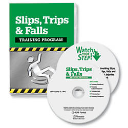 ComplyRight Slip Trips And Falls DVDCD
