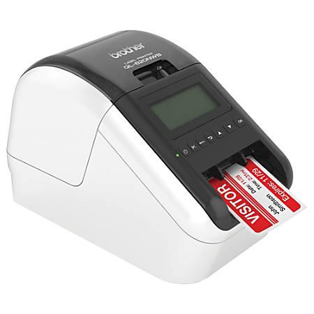 Brother® QL Series Professional Ultra Flexible Label Printer, QL820NWB