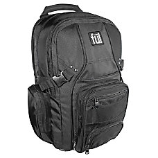 ful Tennman Laptop Laptop Backpack Black